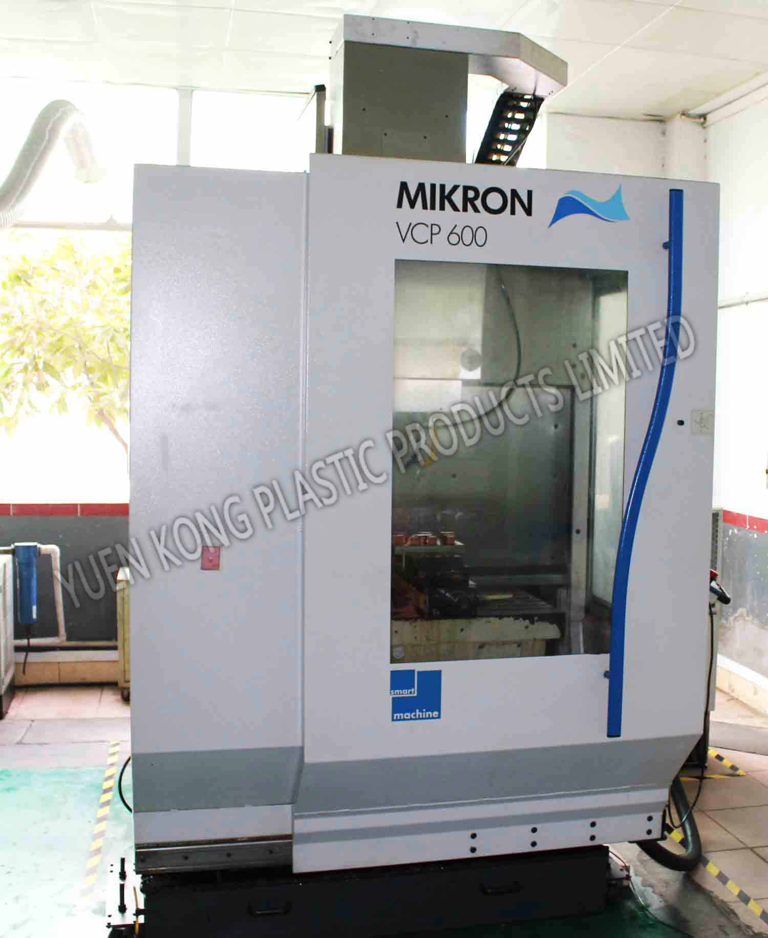 Swiss Mikron CNC machine